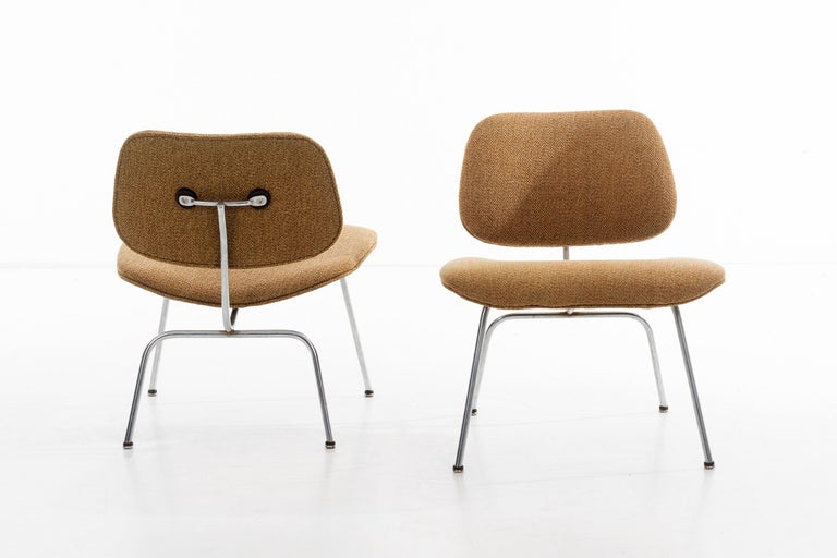 Mid-Century Modern Charles Ray Eames Chairs For Sale