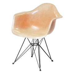 Charles & Ray Eames DAR Eiffel Rope Edge Chair, 1st Generation, 1950