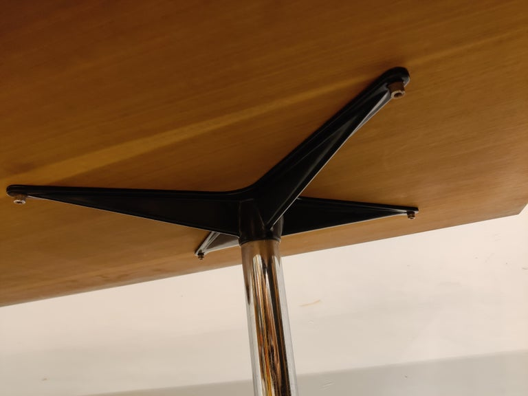 Charles & Ray Eames Dining Table or Conference Table, 1960s For Sale 4