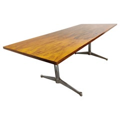 Charles & Ray Eames Dining Table or Conference Table, 1960s