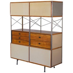 Charles & Ray Eames ESU 400 N Storage Unit