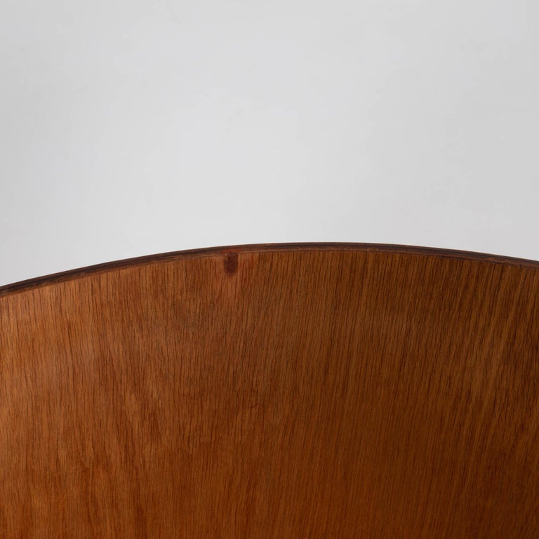 Charles & Ray Eames for Herman Miller DCW Dining Chairs, 1950s Set of 2 For Sale 2