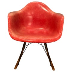 Charles & Ray Eames for Herman Miller Rar Rocking Chair