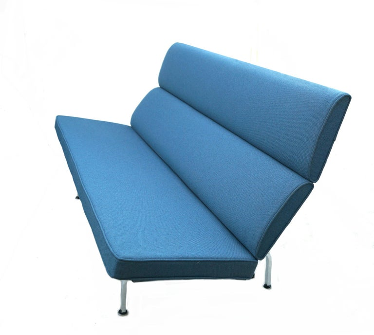 Charles & Ray Eames Herman Miller Compact Sofa Pair or Single 4