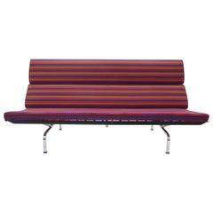 Charles & Ray Eames Herman Miller Mid-Century Modern Sofa Wou