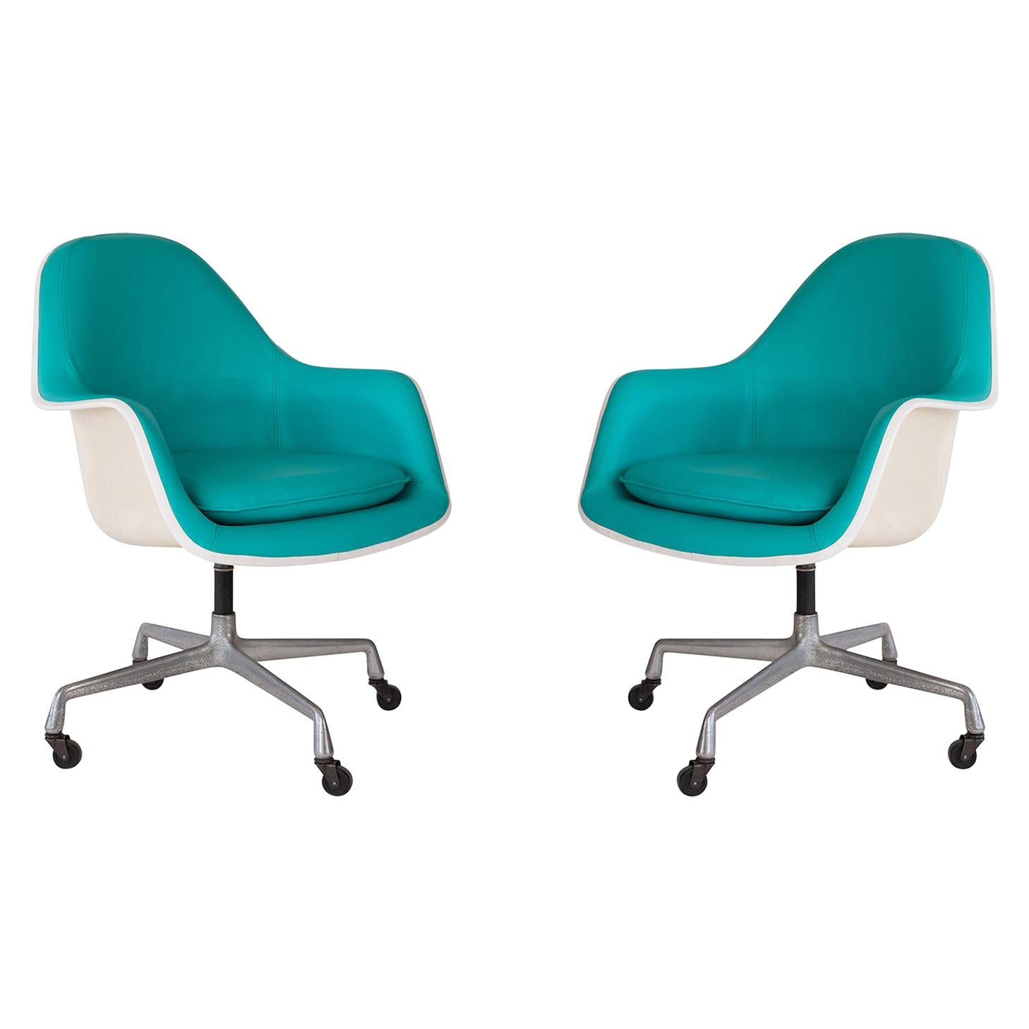Charles Ray Eames Herman Miller Office Chairs