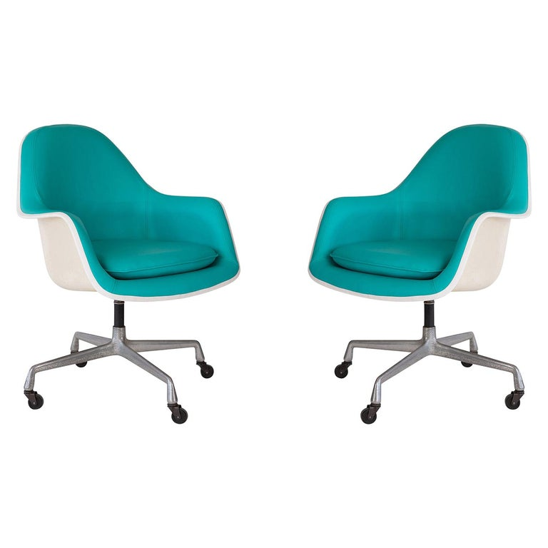 Charles Ray Eames Herman Miller Office Chairs For Sale
