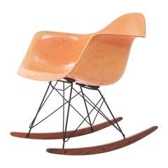 """Charles & Ray Eames RAR Rocking Chair """"Zenith"""""""
