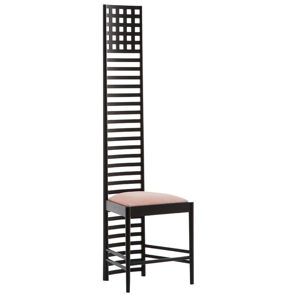 Charles Rennie Mackintosh 292 Hill House Chair by Cassina