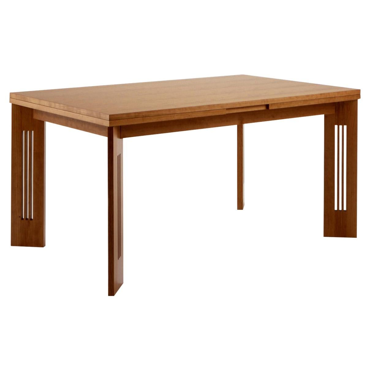 Charles Rennie Mackintosh 320 Berlino Extendable Table by Cassina