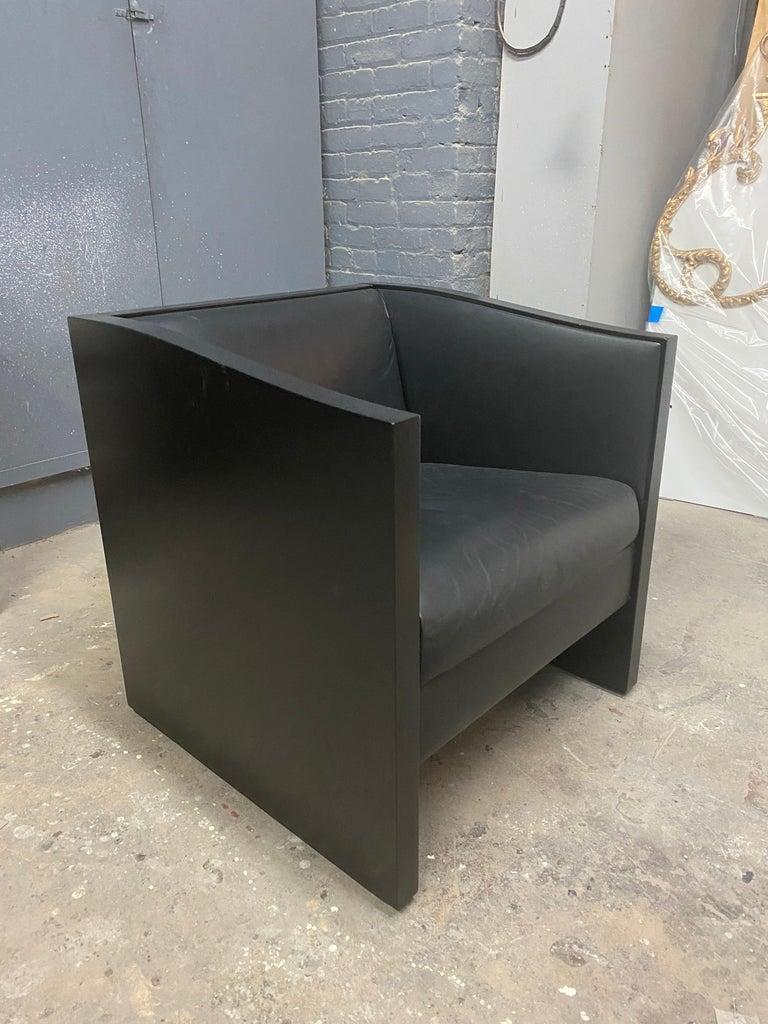 Charles Rennie Mackintosh Cassina Club chair For Sale 4