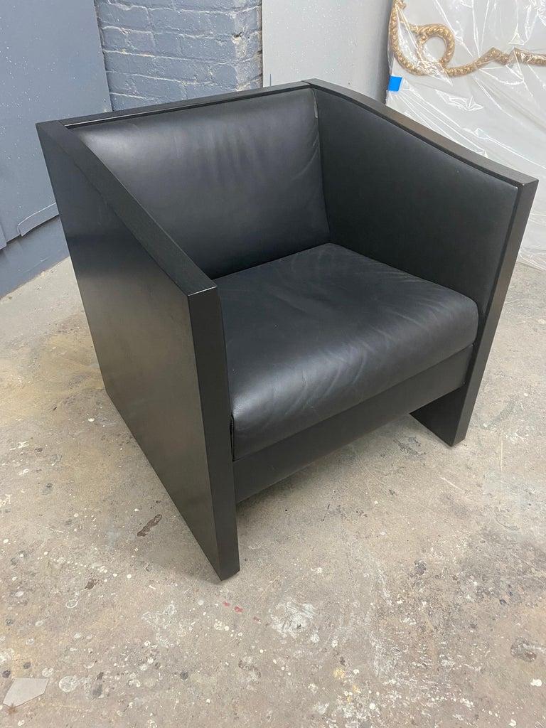 Charles Rennie Mackintosh Cassina Club chair For Sale 6