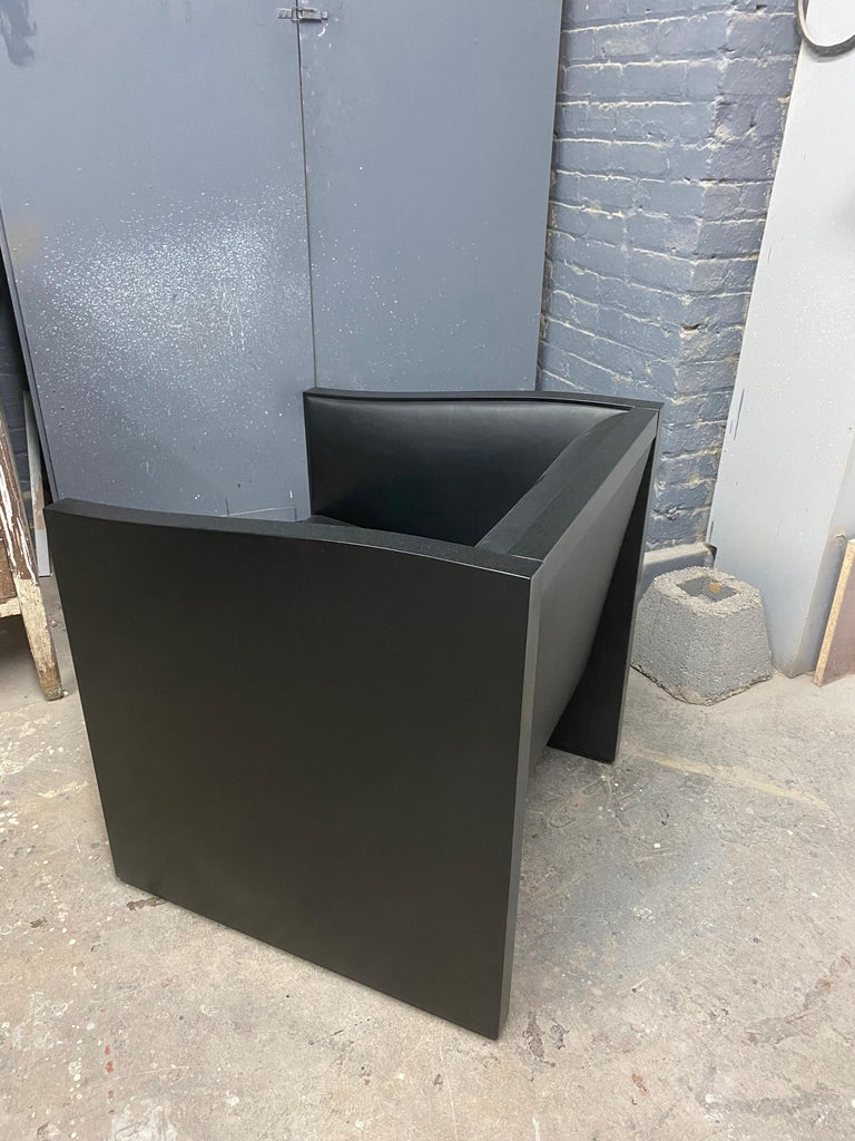 Upholstery Charles Rennie Mackintosh Cassina Club chair For Sale