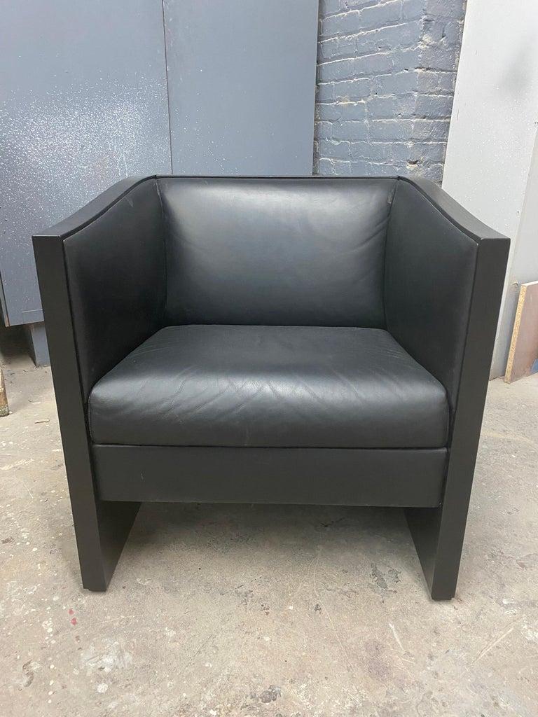 Charles Rennie Mackintosh Cassina Club chair For Sale 3