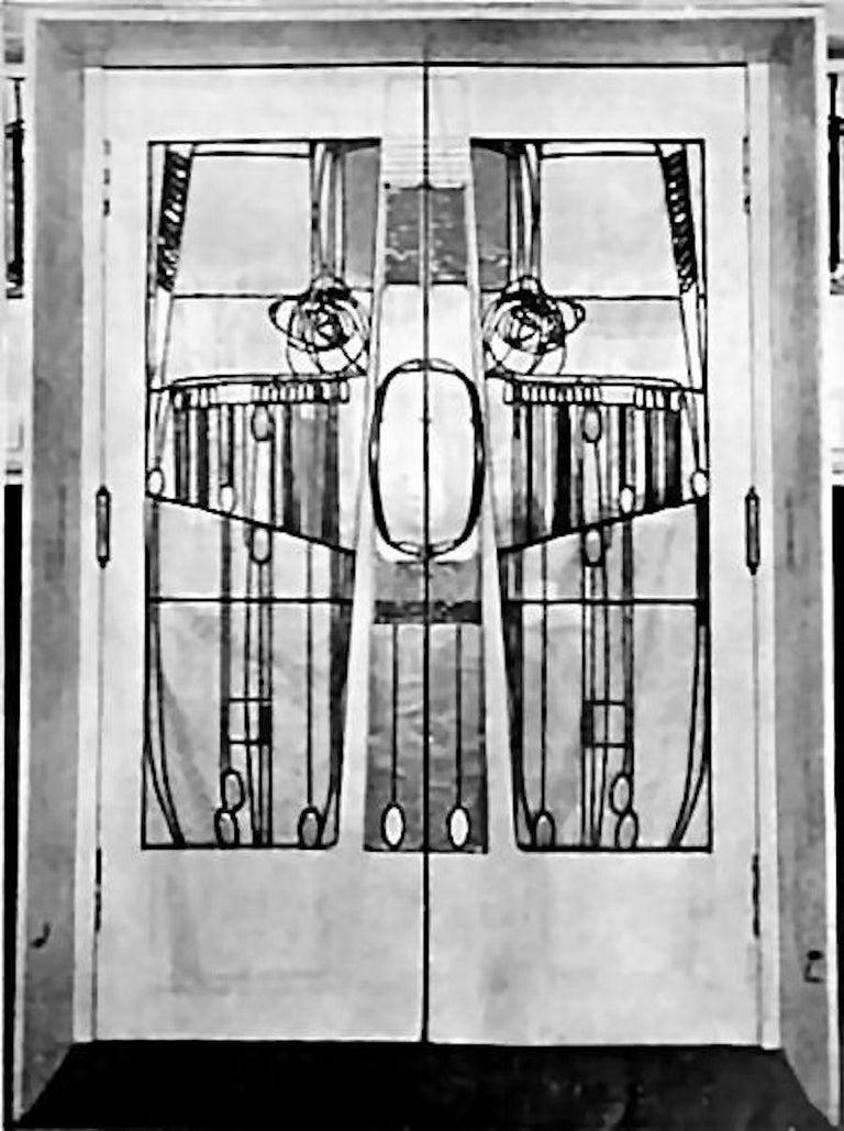 Charles Rennie Mackintosh Willow 1 Chair Cassina 1903