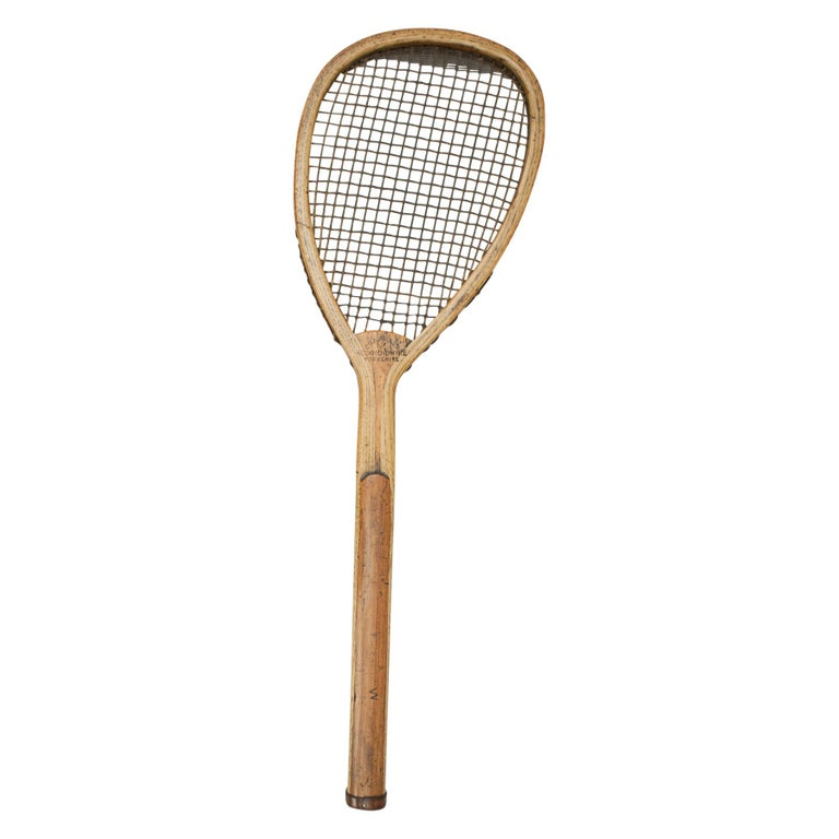 Charles Ward Lawn Tennis Racket For Sale At 1stdibs