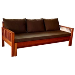 Charles Webb Cherrywood Daybed Sofa