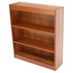 Charles Webb Solid Cherry Three Shelves bookcase by Charles Webb