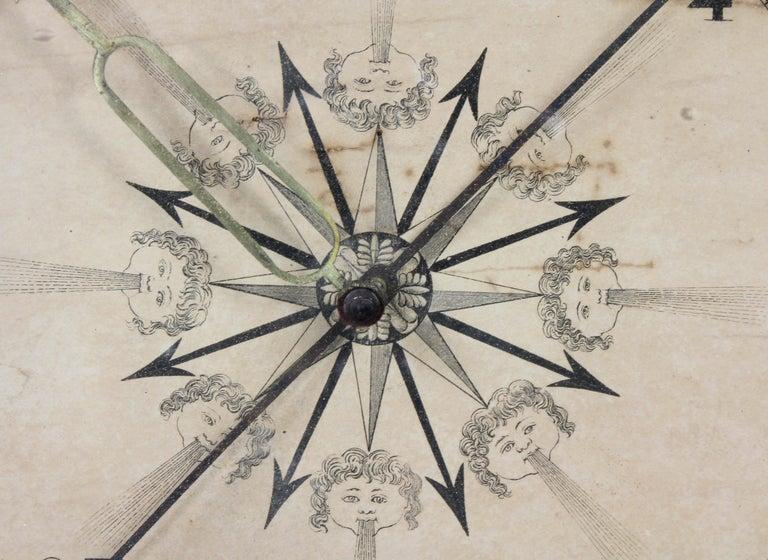 Wood Charles X-Giltwood Barometer For Sale