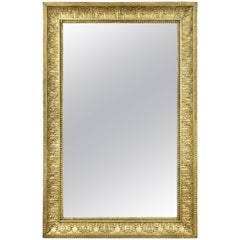 Charles X Giltwood Mirror