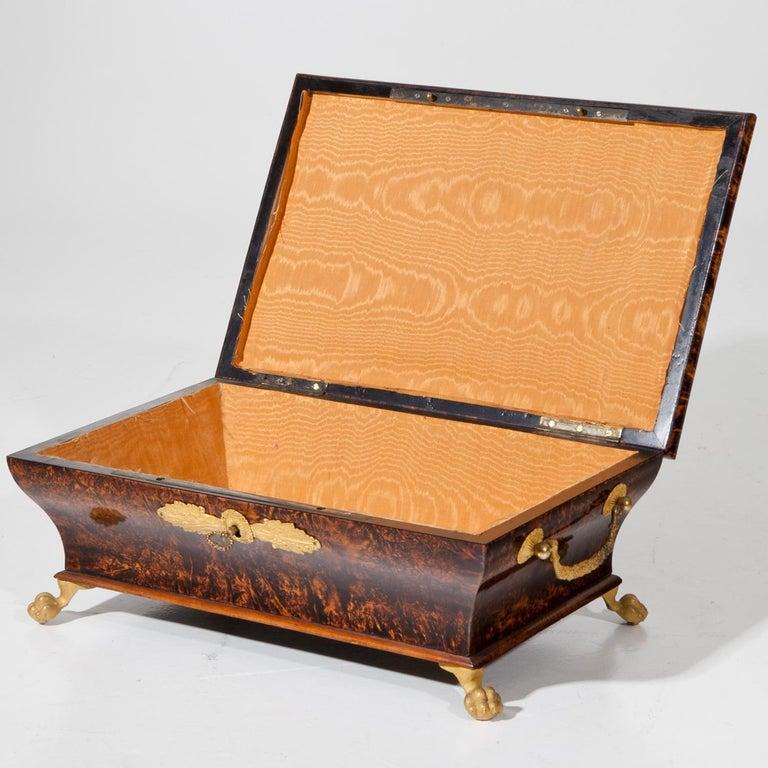 Charles X Jewelry Box, France, circa 1820 4