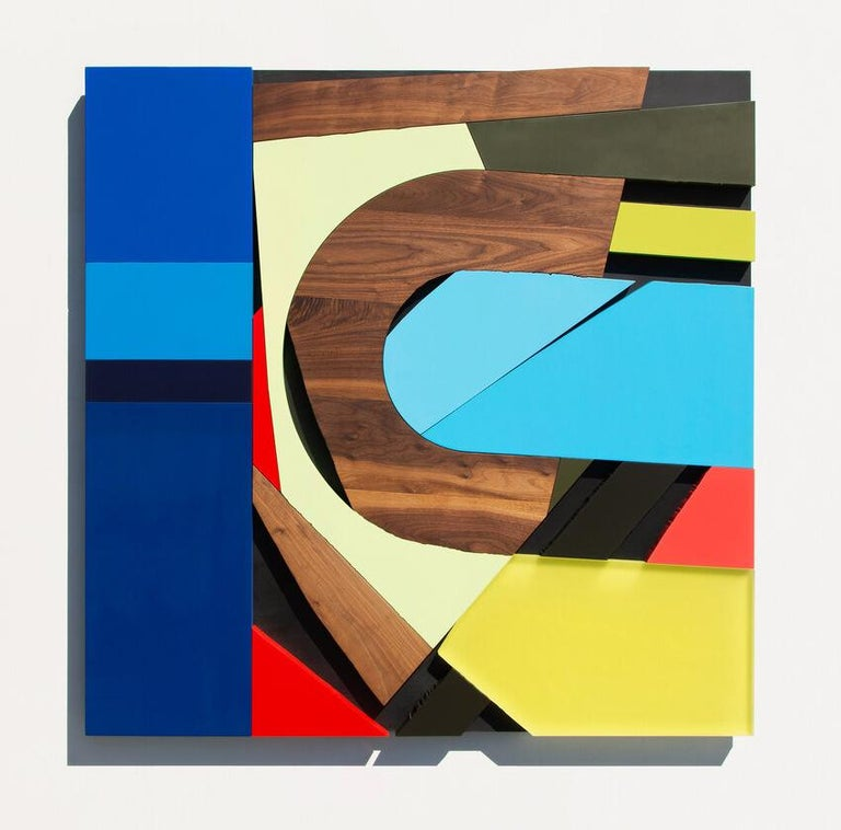 Charlie Edmiston Abstract Painting - Untitled