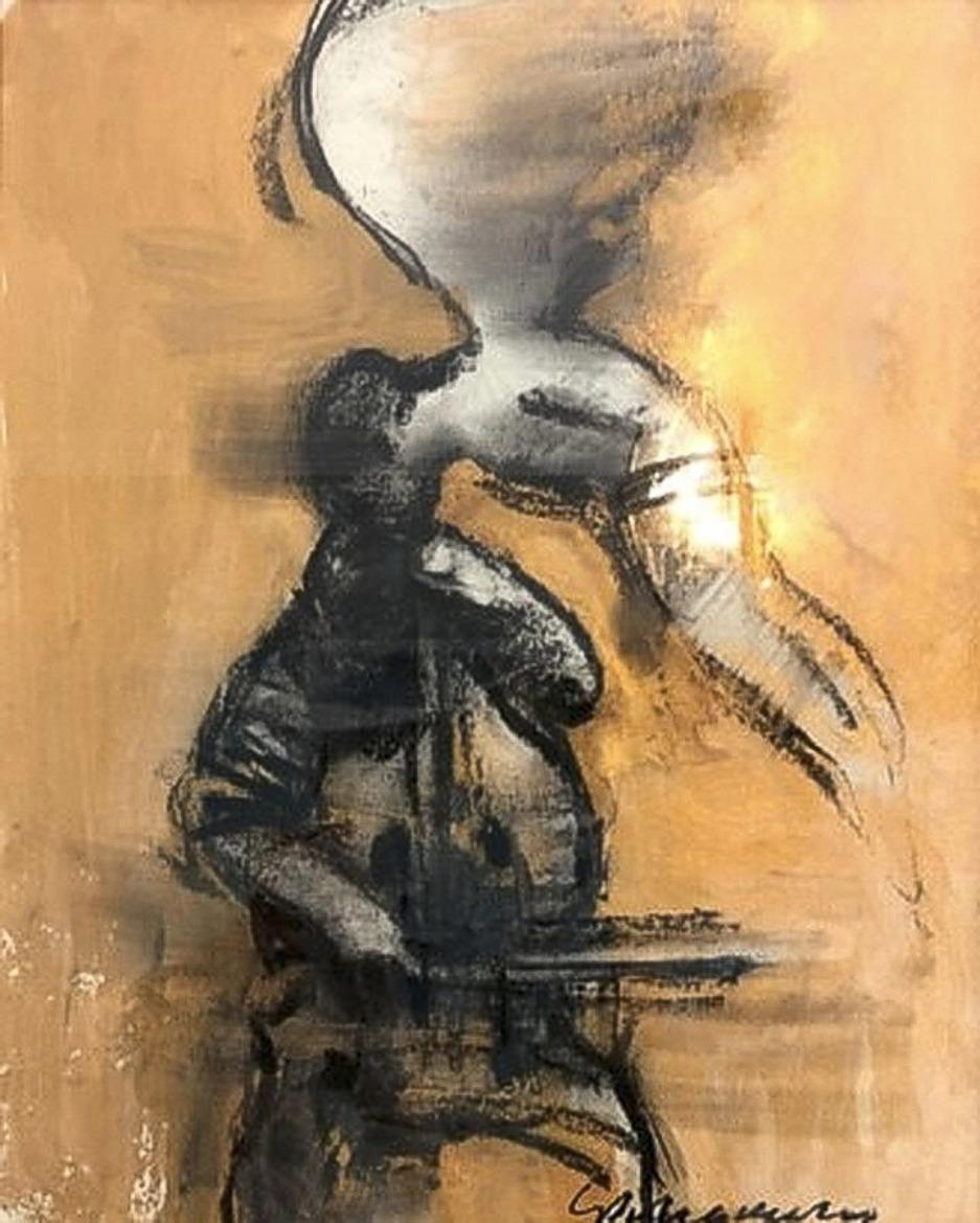 Angel & Cellist