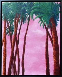 Palm Springs Painting ORIGINAL