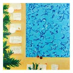 Roosevelt Summer Swim Limited Edition Print