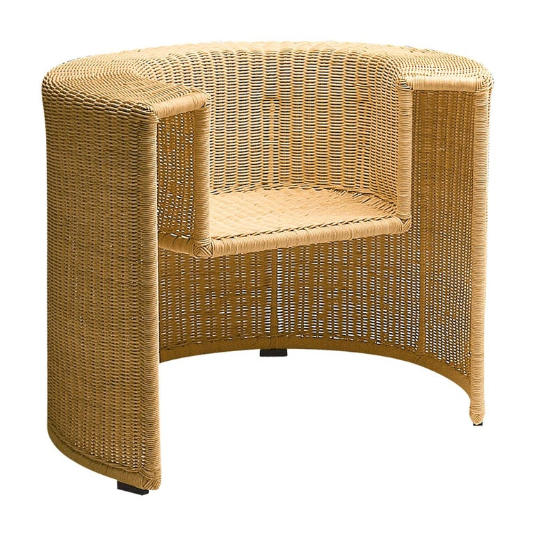 Charlotte Armchair by Mario Botta For Sale