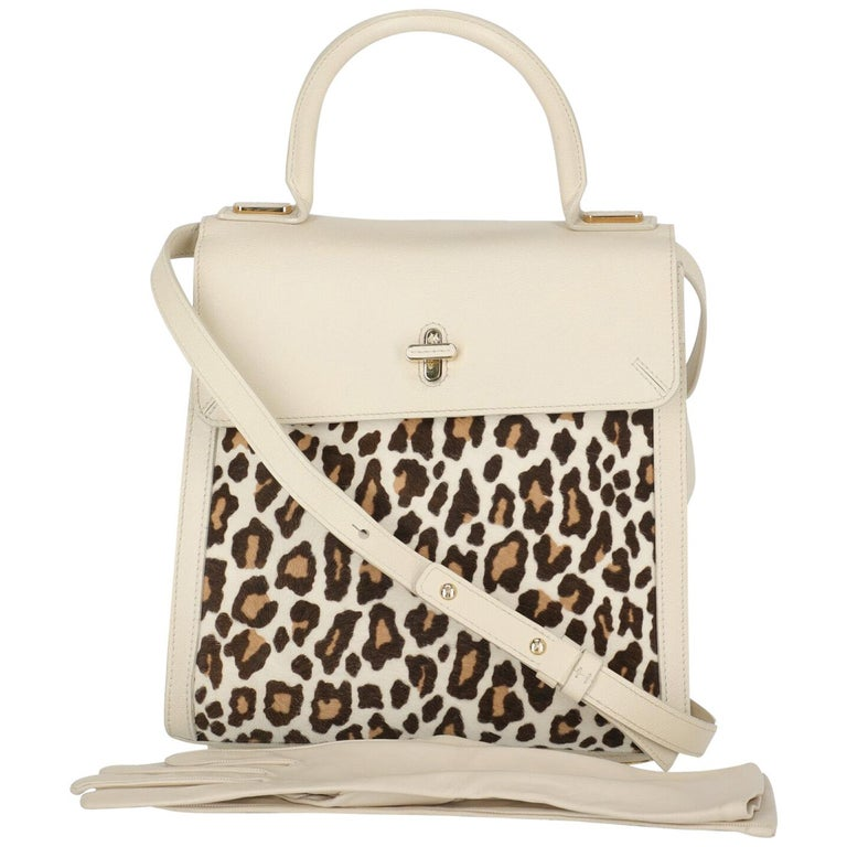 Charlotte Olympia Woman Shoulder bag Brown Leather For Sale
