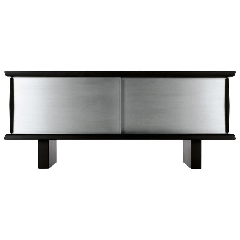 Charlotte Perriand 513 Riflesso Storage Unit by Cassina For Sale
