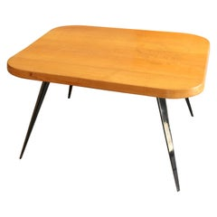 """Charlotte Perriand, """"6 Couverts"""" Dining Table, circa 1956"""