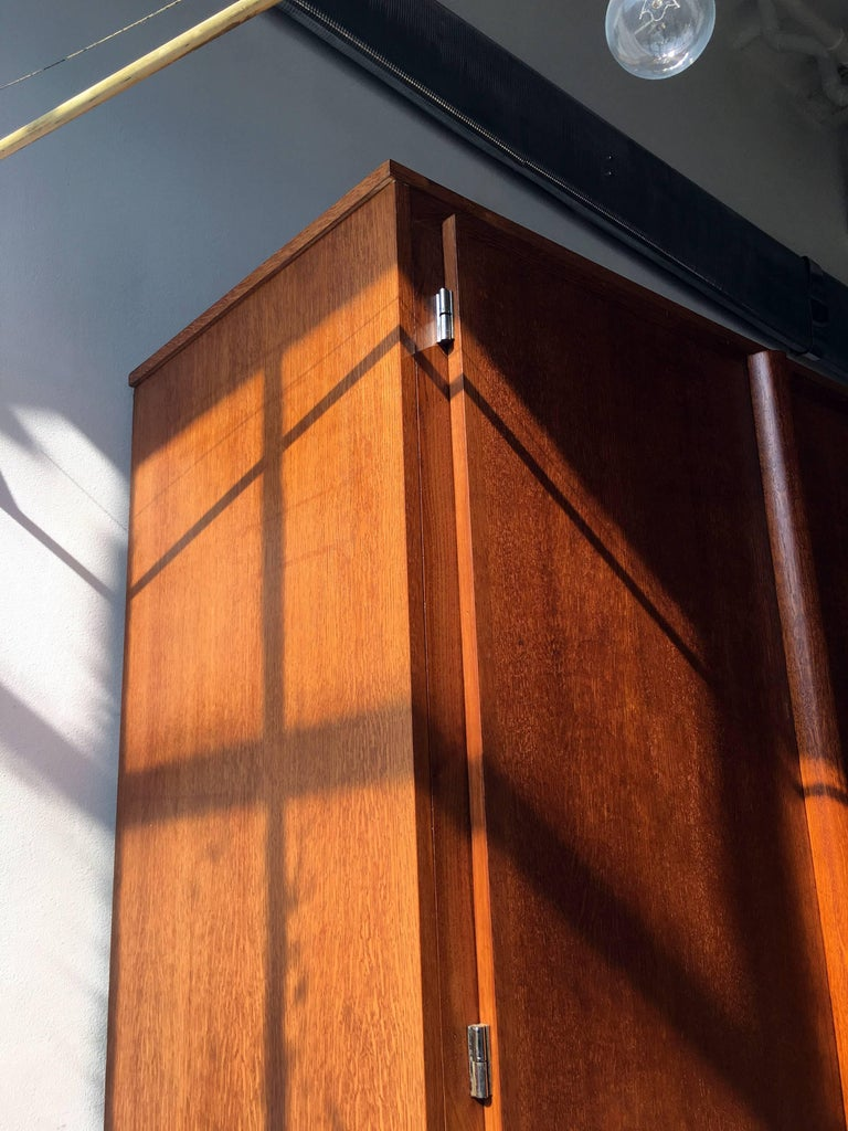 Charlotte Perriand and Le Corbusier Tall Wardrobe In Excellent Condition For Sale In Brooklyn, NY