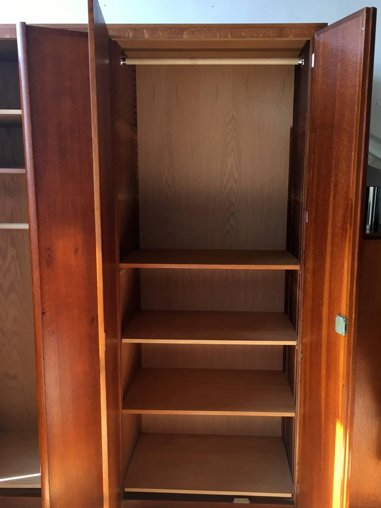 Charlotte Perriand and Le Corbusier Tall Wardrobe For Sale 1