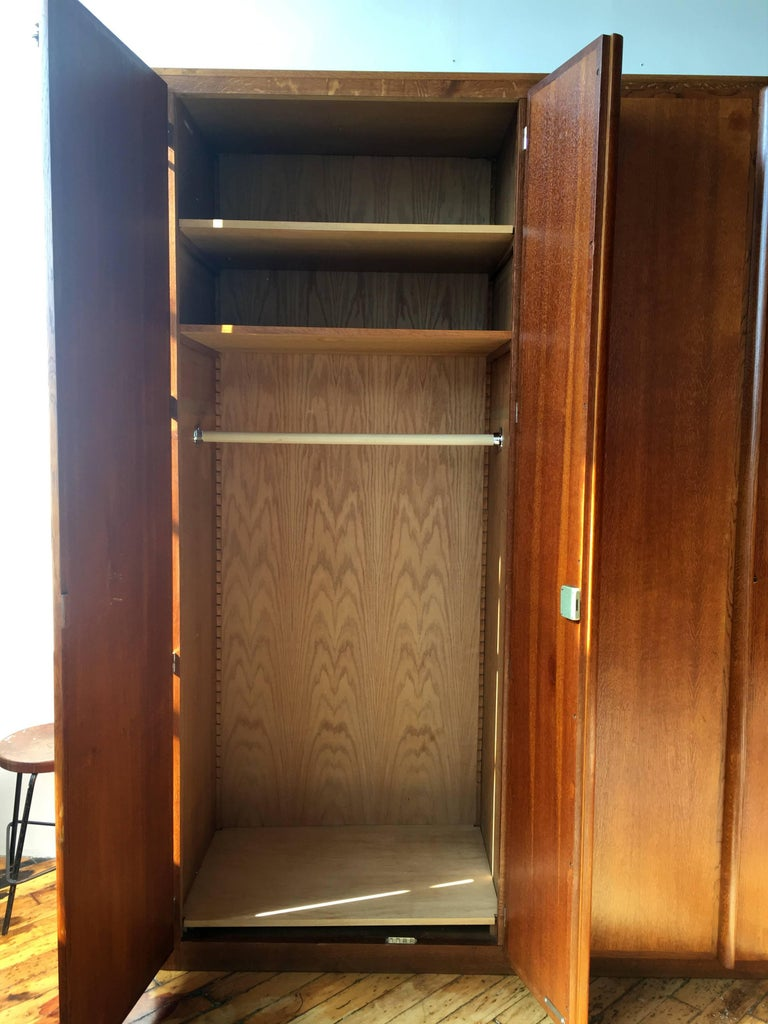 Charlotte Perriand and Le Corbusier Tall Wardrobe For Sale 2