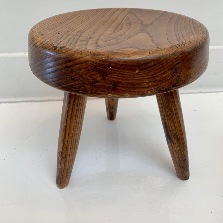 Charlotte Perriand Berger Stool For Sale 3