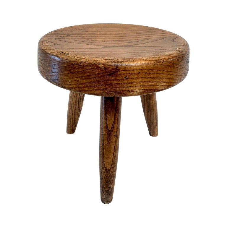 Charlotte Perriand Berger Stool For Sale
