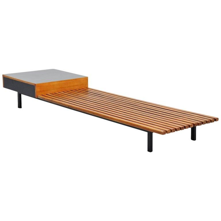 Cansado bench, 1958, offered by Mass Modern Design