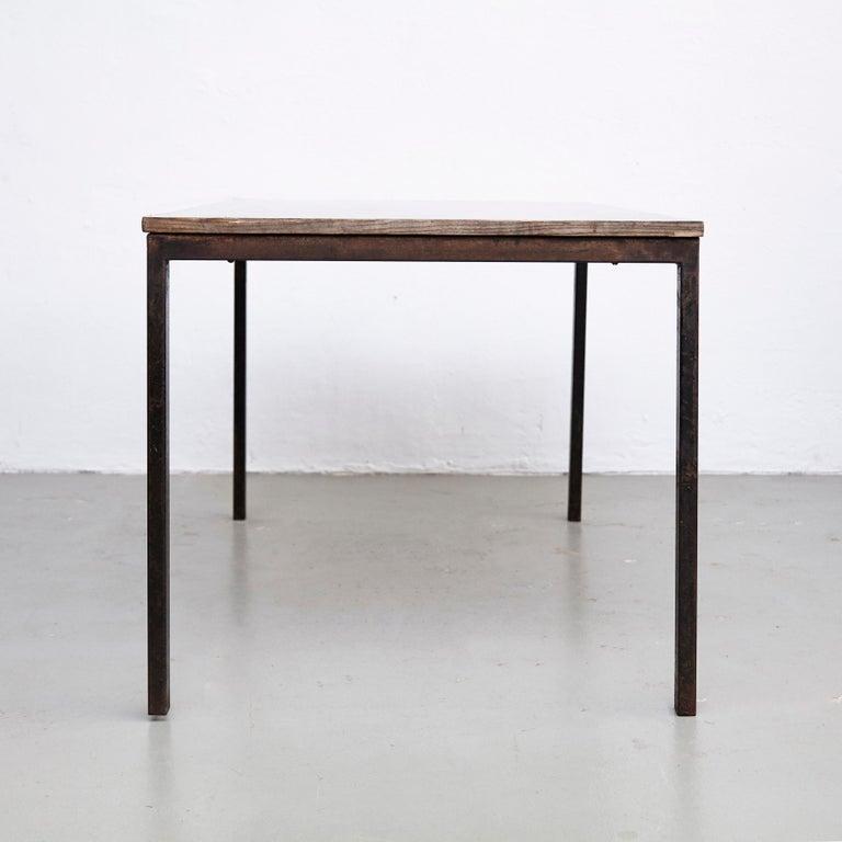 Charlotte Perriand Cansado Table, circa 1950 In Good Condition For Sale In Barcelona, Barcelona