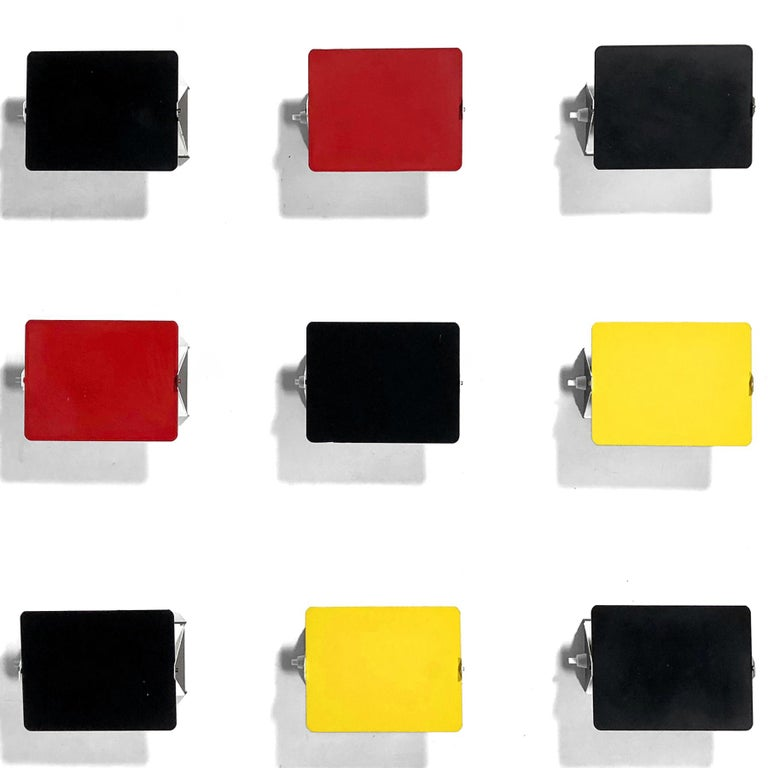 Charlotte Perriand CP-1 Wall Lamps For Sale 6