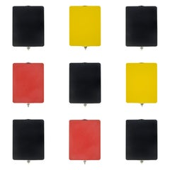Charlotte Perriand CP-1 Wall Lamps