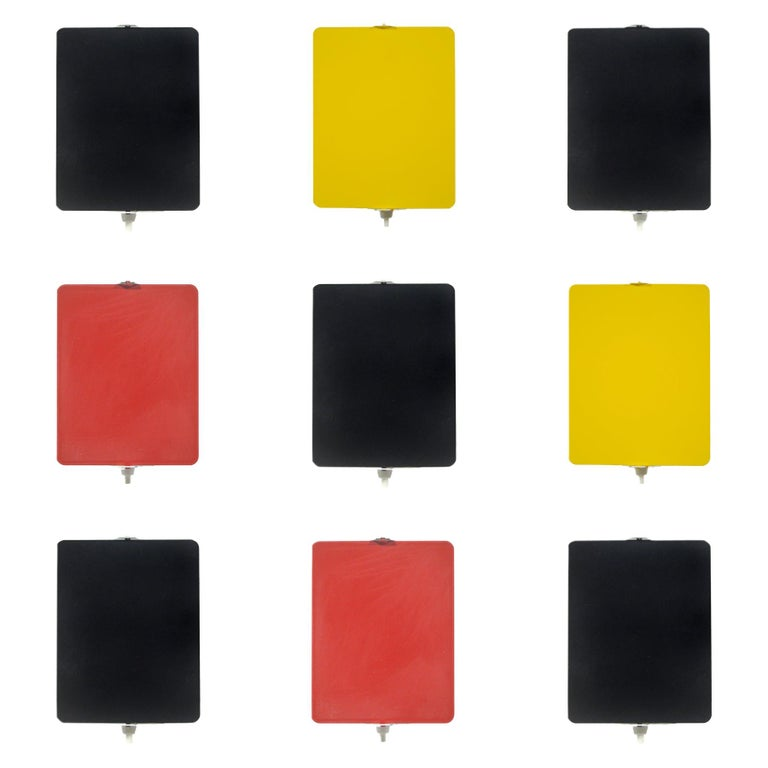 Charlotte Perriand CP-1 Wall Lamps For Sale