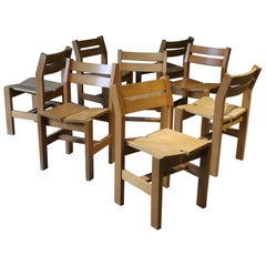 Charlotte Perriand Dining Chairs