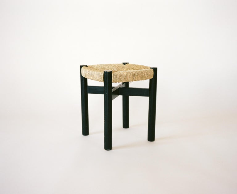 Mid-20th Century Charlotte Perriand, Four Stools, circa 1948