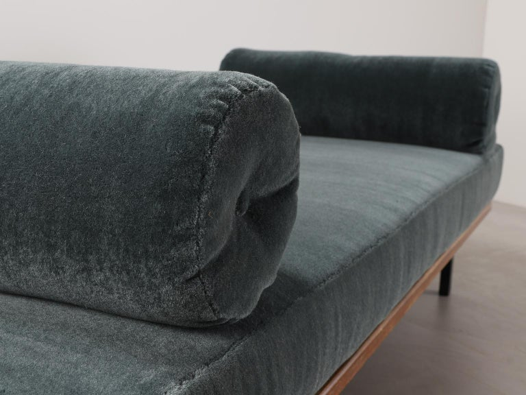 Charlotte Perriand, Low bench, from Cité Cansado, Cansado, Mauritania For Sale 3