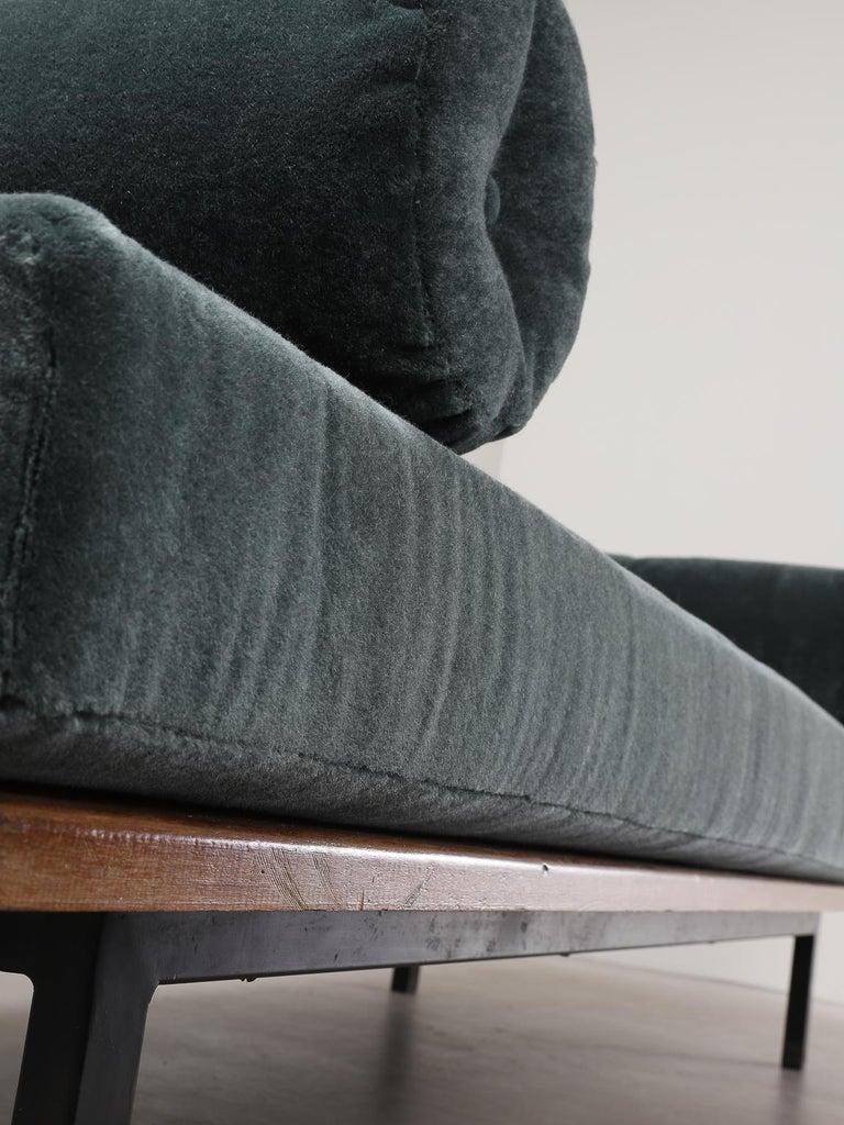 Charlotte Perriand, Low bench, from Cité Cansado, Cansado, Mauritania For Sale 4
