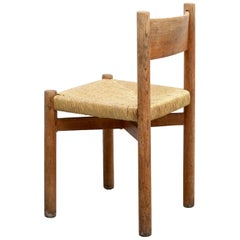 Charlotte Perriand Meribel Chair, circa 1950