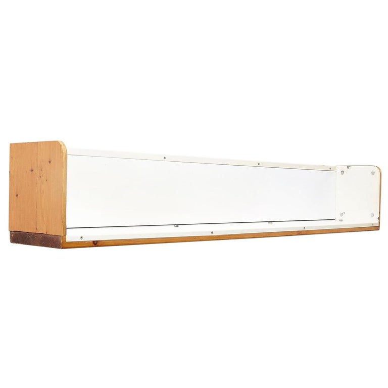 Charlotte Perriand, Mid-Century Modern, Shelve for Les Arcs, circa 1960 For Sale