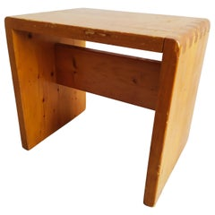 Charlotte Perriand Stool for Les Arcs